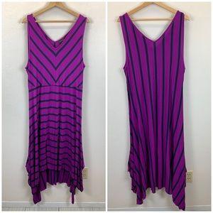Lane Bryant Womens Maxi Dress